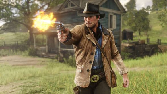 Red Dead Redemption 2 Update 1.24 Patch Notes