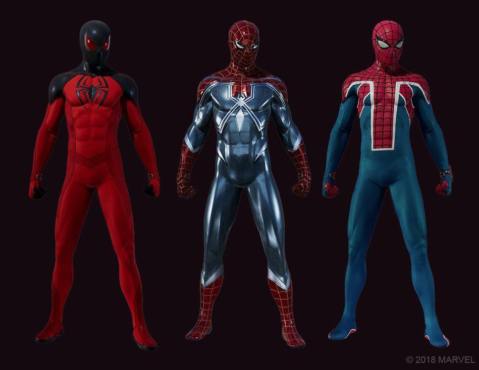 Spiderman update 1.07 patch notes