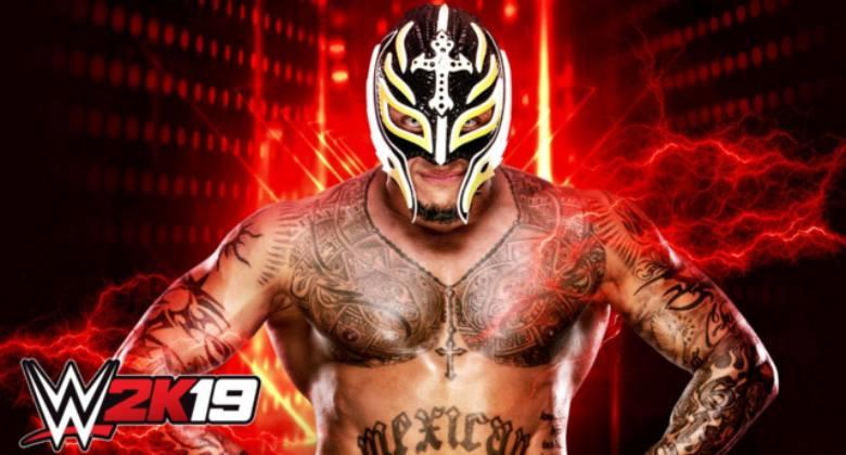 WWE 2k19 update