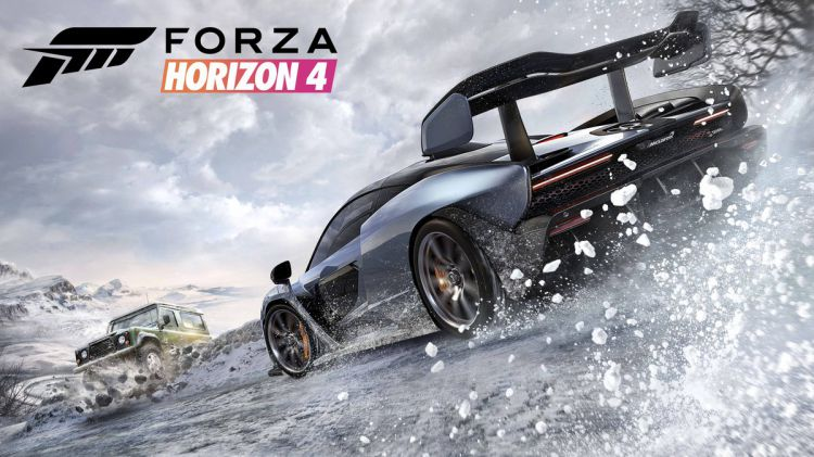 Forza horizon 4 Day One Update Patch Notes new