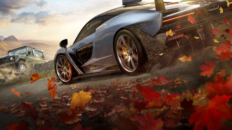 Forza Horizon 4 (FH4) Series 25 Update Patch Notes (July 29, 2020)