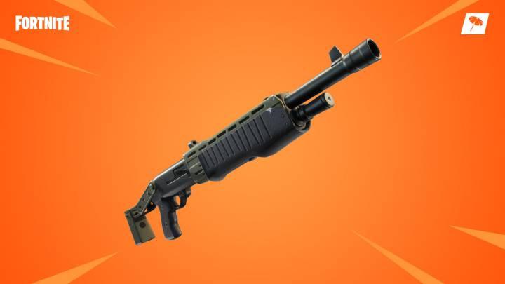 Fortnite update v1.93 patch notes Shortgun