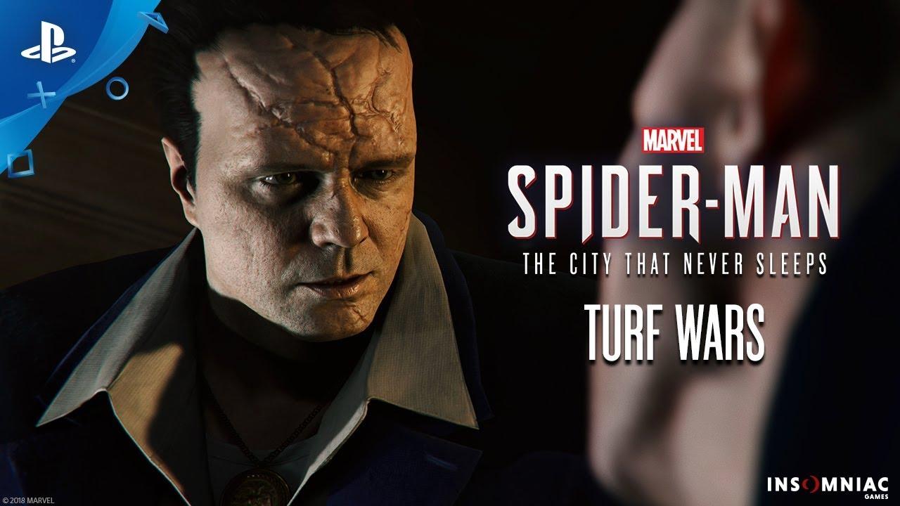 Spiderman aktualisieren 1.11 Patchnotizen für PS4
