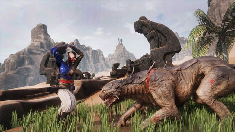 Conan Exiles PS4 Update Version 1.63 Patch Notes