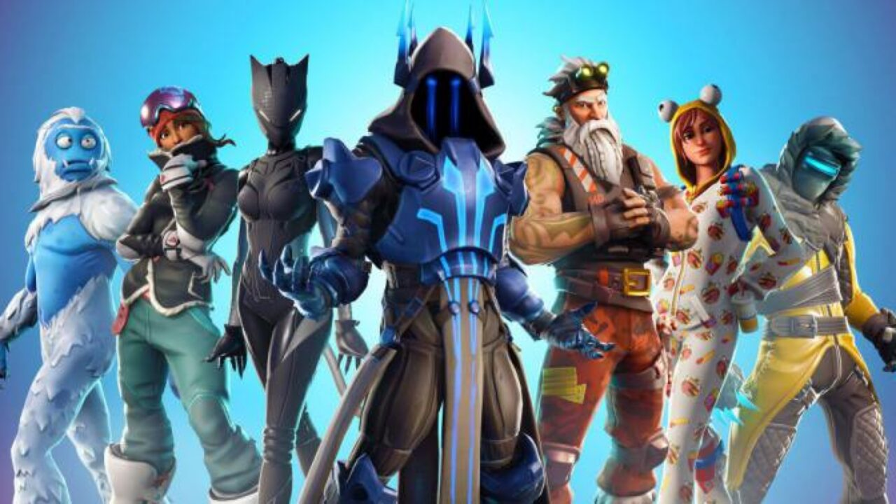 The Best Fortnite Constructor Crew Set