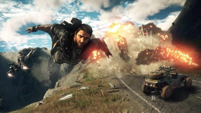 Just Cause 4 (JC4) Update 1.32 Patch Notes - Sep 29, 2021