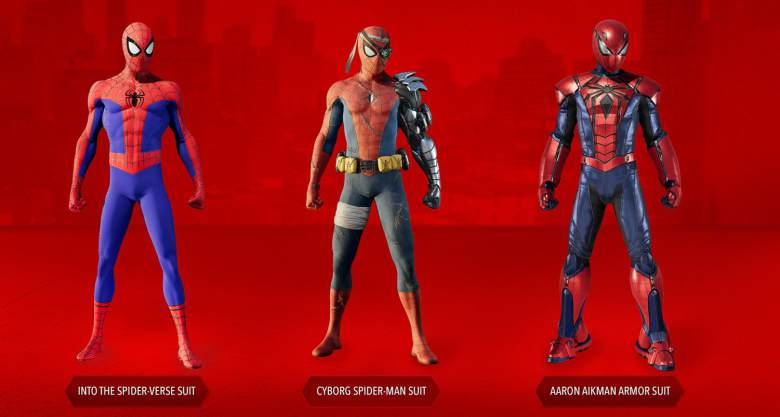 Spiderman Update 1.13 patch notes