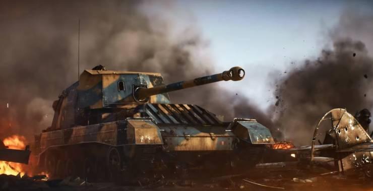 Battlefield 5 (BF5)ップデート1.17 PS4パッチノート