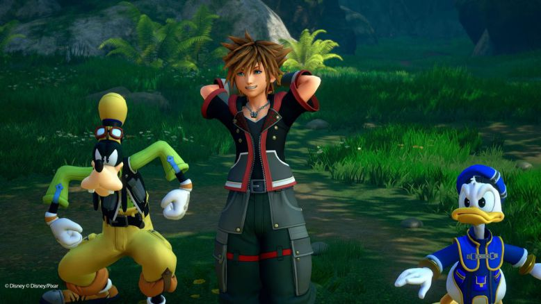 Kingdom Hearts 3 (KH3) Update Version 1.12 Patch Notes