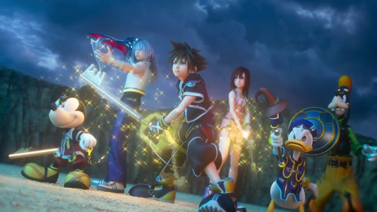 kingdom hearts hd 1.5 + 2.5 remix Update 1.0.0.8 Patch Notes - Sep 21, 2021