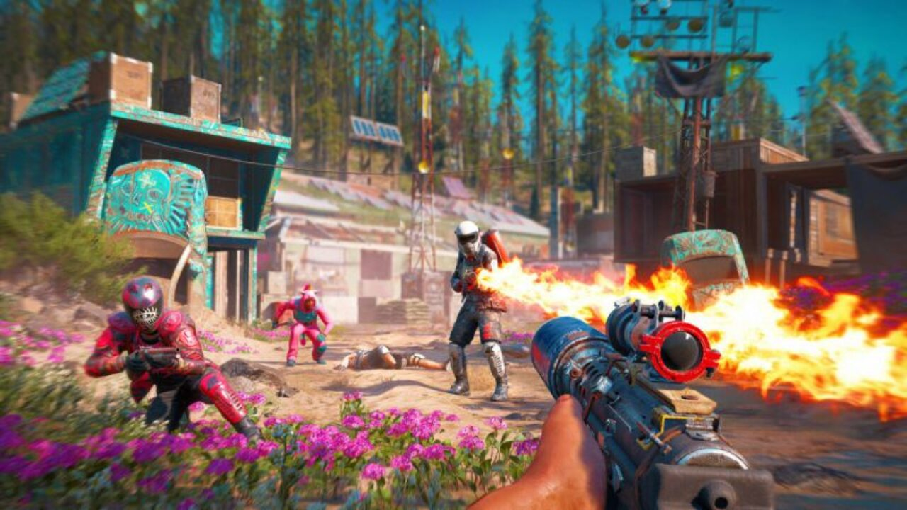 Far Cry New Dawn Uapdate Version 1 04 Patch Notes For Ps4 Pc Xbox One