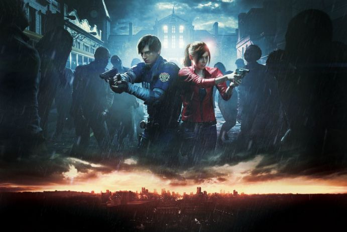 Resident Evil 2 (RE2) Update Version 1.04 Patch Notes for PS4 & Xbox One