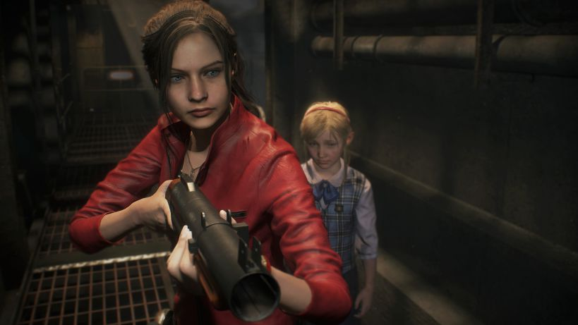 Resident Evil 2 (RE2) Update Version 1.05 Patch Notes