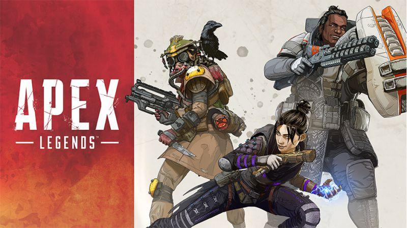 Apex Legends Update Version 1.35 Patch Details