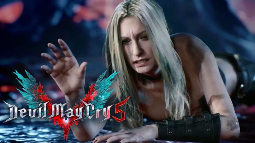 Devil May Cry 5 (DMC5) PS4 and Xbox One update version patch notes