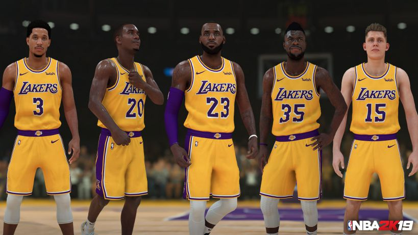 NBA 2K19 Update 1 09 Patch Notes, Read What's New & Fixed