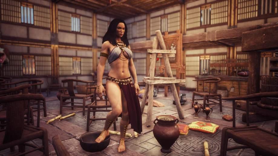 Conan Exiles PS4 Update Version 1.62 Details