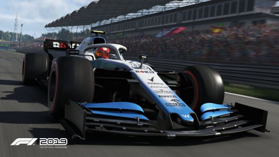 F1 2019 Update 1.21 Patch Notes (PS4, PC & Xbox One)