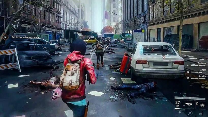 WWZ PS4 Update 1.17 Changelog (May 26, 2020)