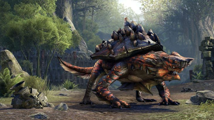 ESO Update 1 50 Patch Notes for PS4 & Xbox One