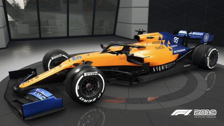 F1 2019 Update 1.19 Patch Notes (PS4, PC & Xbox One)