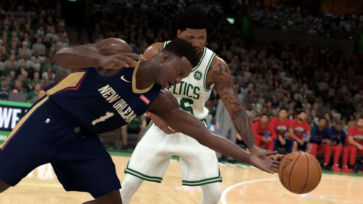 NBA 2K20 Patch 1.16 Released – Read NBA 2K20 1.16 Patch Notes
