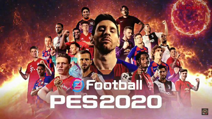 PES 2020 Server Status, Maintenance and other details