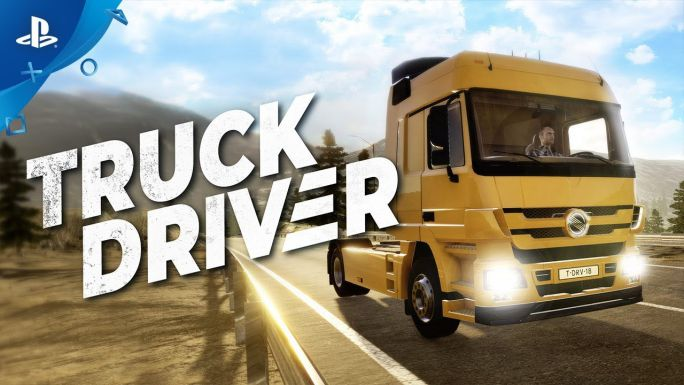 Truck Driver Update 1.23 Patch Notes for PS4 and Xbox One