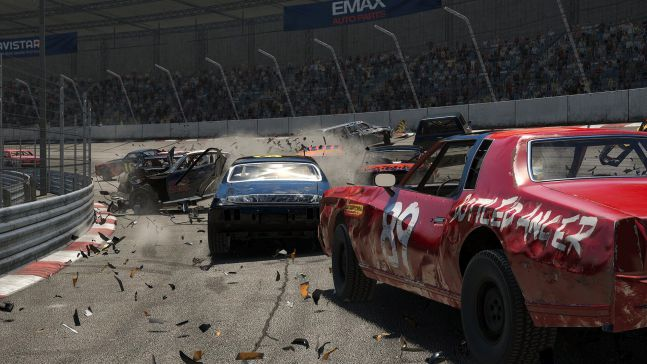 Wreckfest update 1.90 Patch Notes (PS4 & Xbox One)