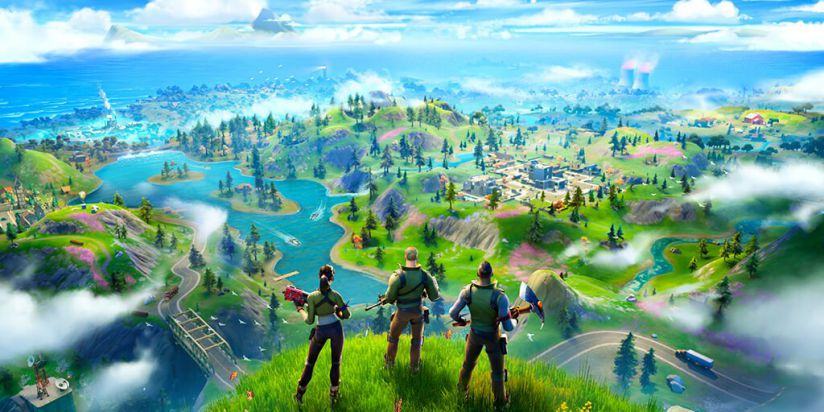 Fortnite Update 2.60 Patch Notes for PS4