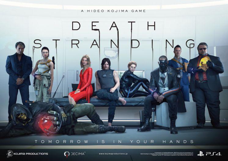[Death Stranding] デス・ストランディング アップデート1.12 パッチノート