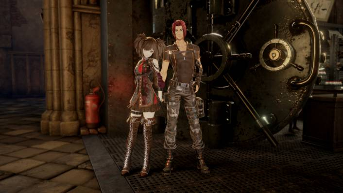 Code Vein Update 1.54 Patch Notes for PS4 & Xbox One