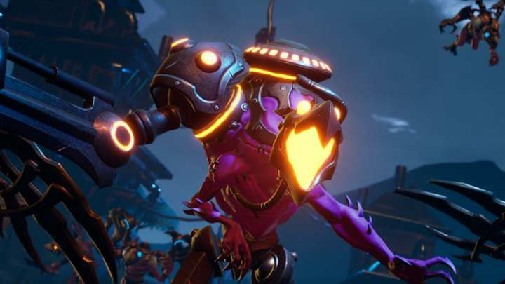 Fortnite Update Version 2.67 Patch Notes for PS4