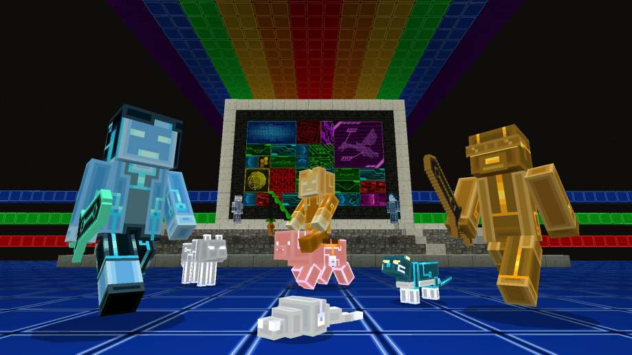 Minecraft PS4 Update 2.04 Patch Notes Details