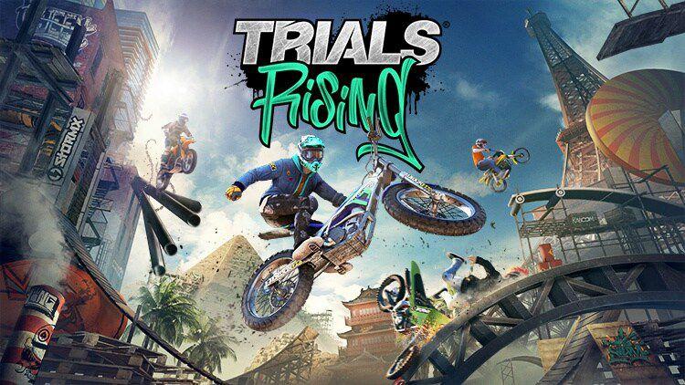 Trials Rising update version 1.08 Patch Details