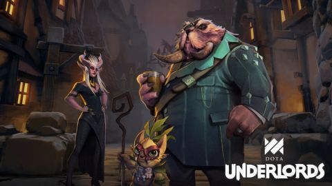 Dota Underlords Update Patch Notes (April 10, 2020)