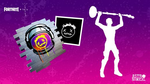 Fortnite Astronomical free gears