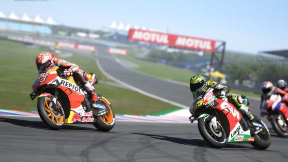 MotoGP 20 Update 1.17 Patch Notes Details