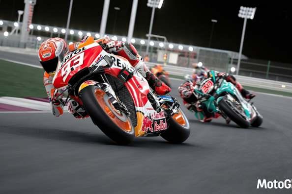 MotoGP 20 Update Version 1.16 Patch Notes