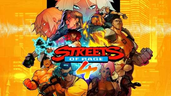 Streets of Rage 4 Update 1.04 Patch Notes (SOR4 1.04)