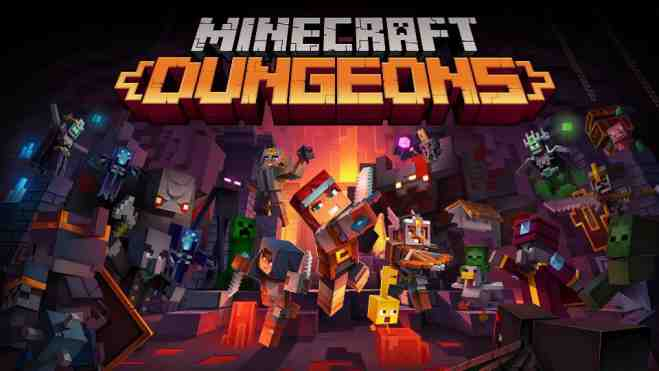 Minecraft Dungeons Update 1.11 Patch Notes