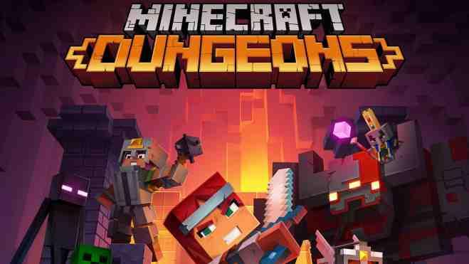Minecraft Dungeons アップデート 1.06 パッチノート
