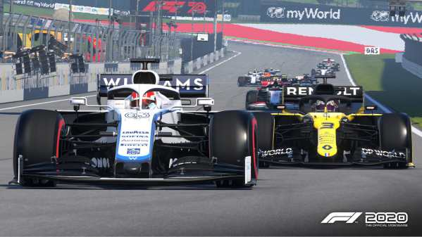 F1 2020 Patch 1.10 Released, Read full F1 2020 1.10 Patch Notes