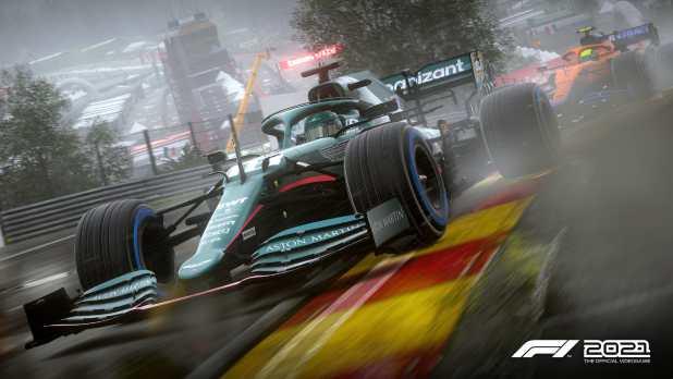 F1 2021 Spiel-Update 1.10 Patchnotizen (1.010.000)