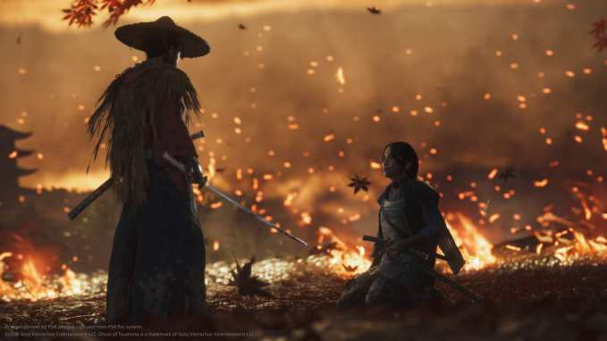 Ghost of Tsushima Update 1.18 Patch Notes