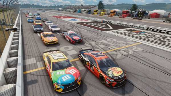 Nascar Heat 5 Update 1.18 Patch Notes for PS4 and Xbox One