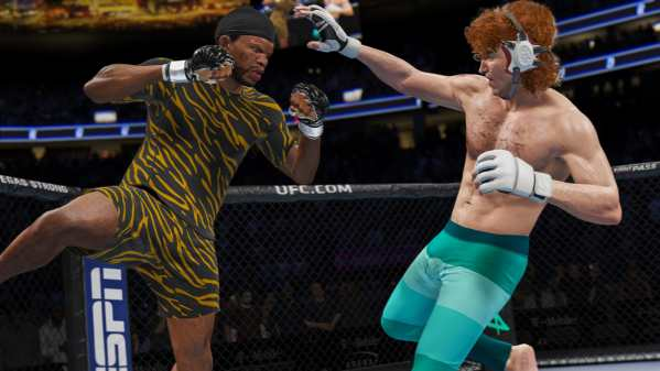 UFC 4 Update 7.00 Patch Notes for PS4 and Xbox One