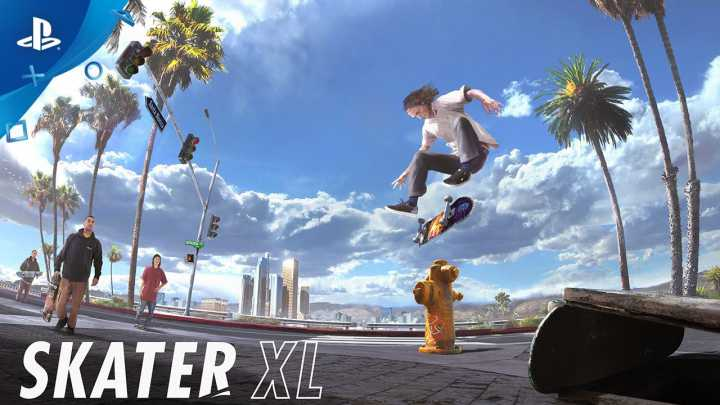 Skater XL Update 1.10 Patch Notes for PS4 and PC