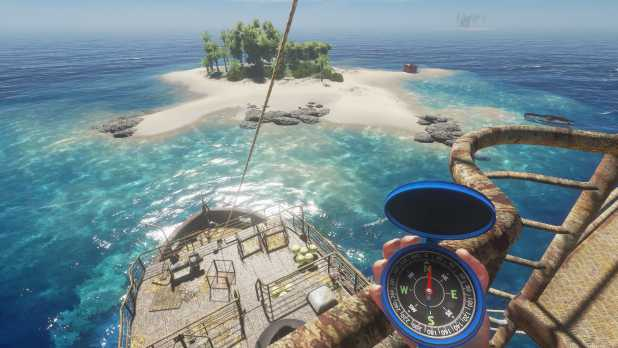 Stranded Deep Update 1.07 Patch Notes