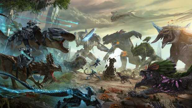 ARK Update 2.50 Patch Notes for PS4 (ARK 2.50)